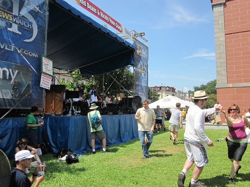 New Orleans satchmo summerfest