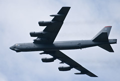 aviation, military aircraft, airplane, vehicle, boeing b-52 stratofortress, jet aircraft, air force,