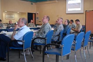 MRMC-USARAF Conference 08-2010