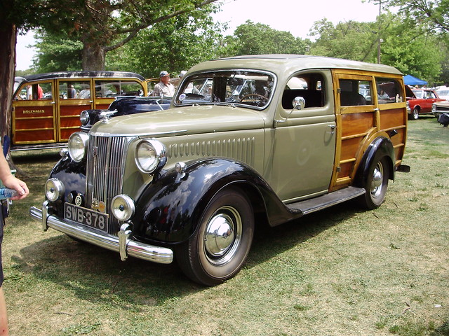 Ten woody wagons that time forgot | Autoweek