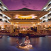 Interior courtyard of Grand Wailea Resort