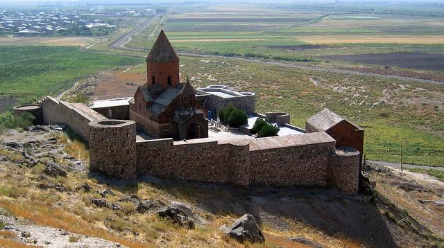 Khor Virab Monastery, Armenia