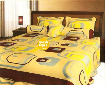 Sprei 1 persoonsbed
