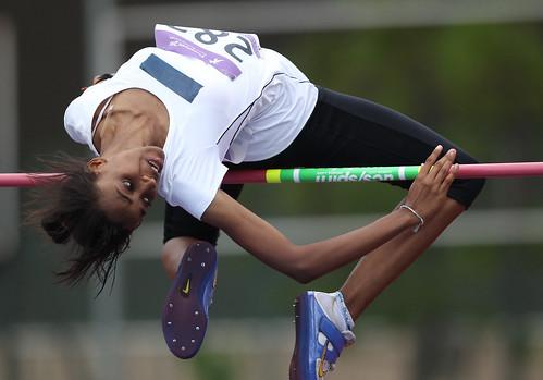 Day 4 Athletics (18 Aug 2010)