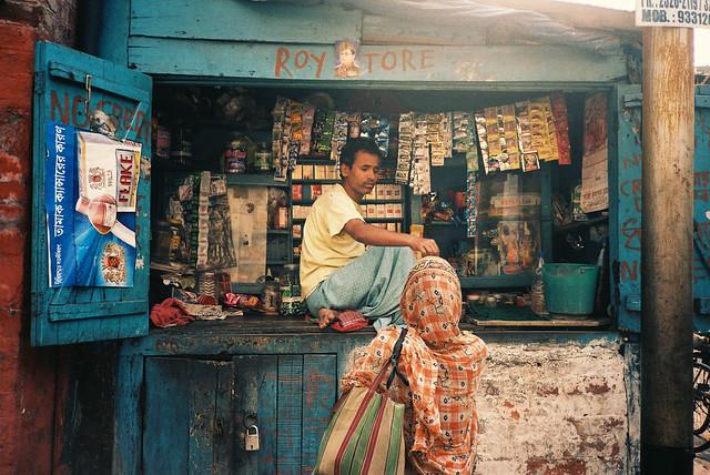 Kolkata : Tangra (Chinatown) : Roy Store
