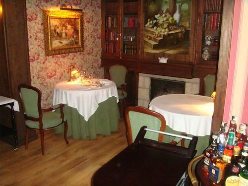 Restaurante el cenador de salvador moralzarzal madrid rincones secretos - Spa moralzarzal ...