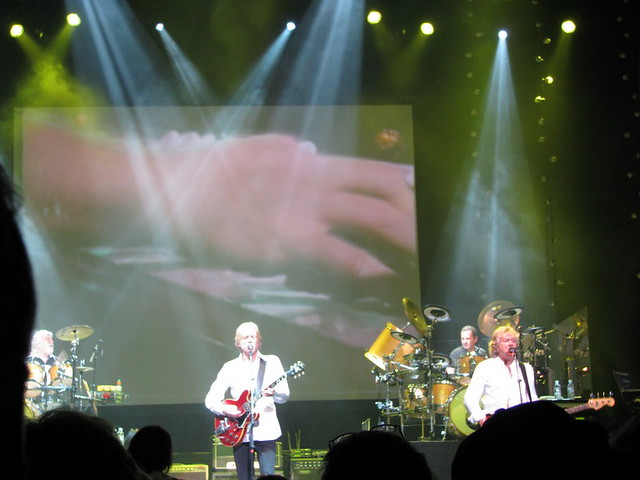 The Moody Blues October 2008