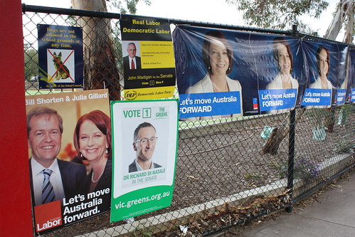 Federal Election Day 2010