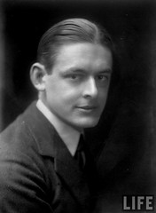 Thomas Stearns Eliot, by E. O. Hoppe 1919