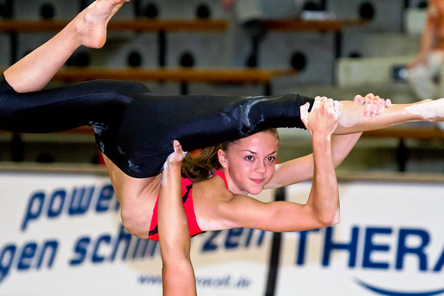 Sportakrobatik TSGV Albershausen