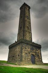 Peel Tower HDR