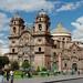 Church La Compañia de Jesus - Cuzco, Peru