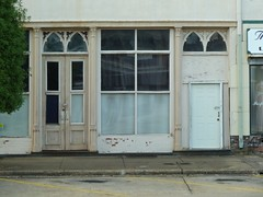 Downtown Selma, Gothic Storefront