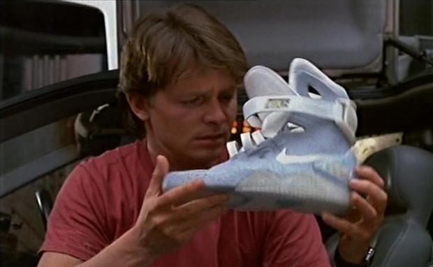 Marty Mcfly Shoes Nike Sb