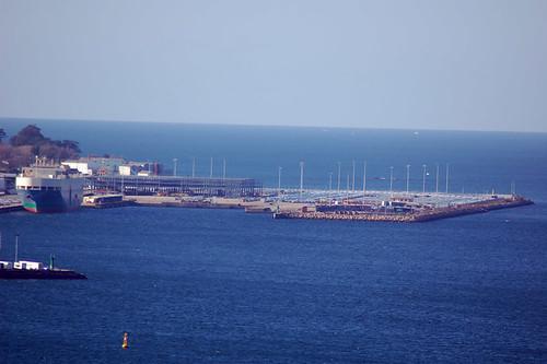 El puerto de Vigo, cabecera de una nueva autopista del mar
