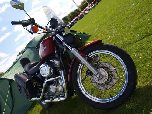 Harley Davidson 883cc Motorcycles - 1998