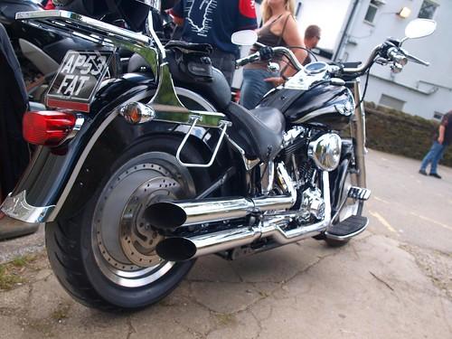 Harley Davidson 1500cc Motorcycle - 2003