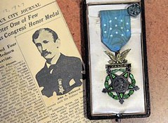 Kirkwood Indian War Medal of Honor