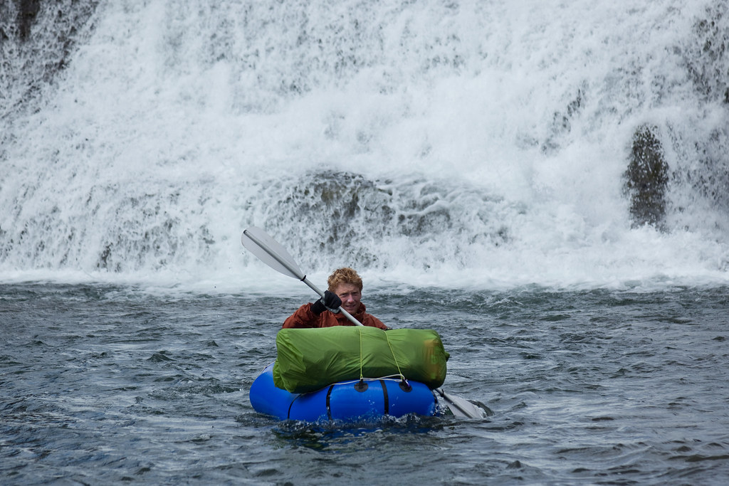 Packrafting Iceland