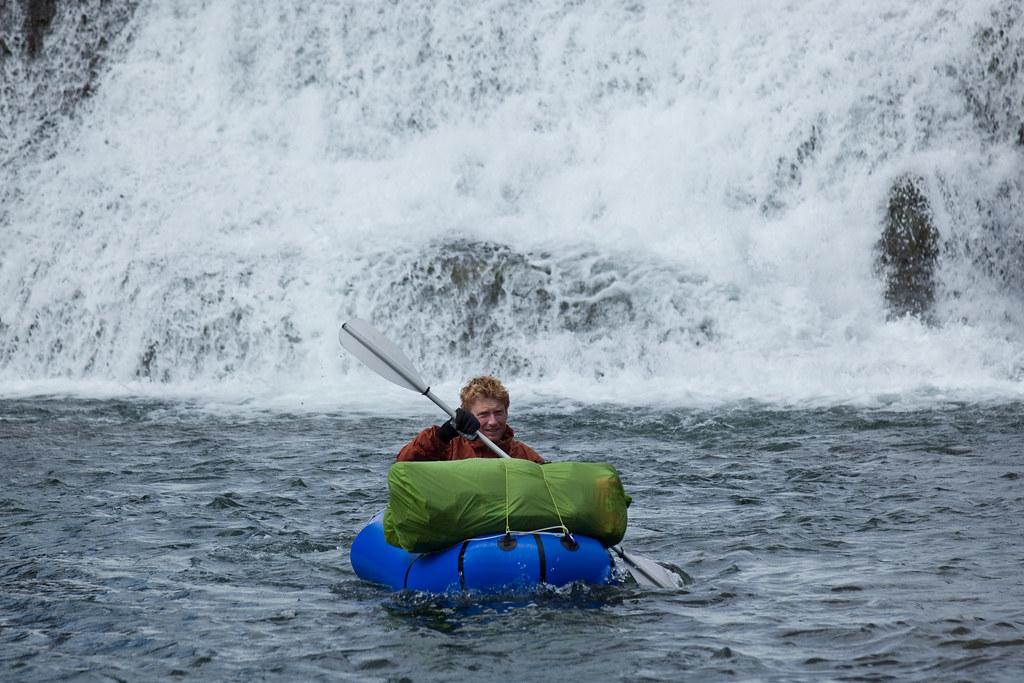 Packrafting Iceland