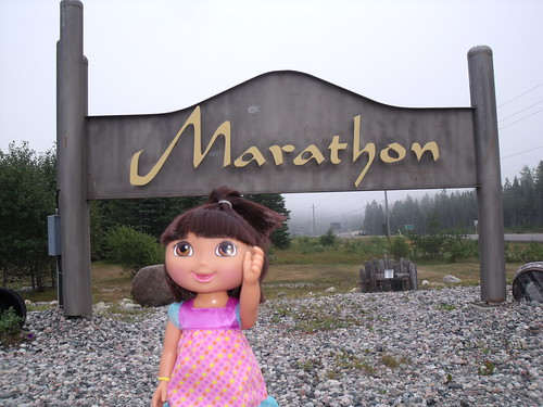 Dora in Marathon, ON