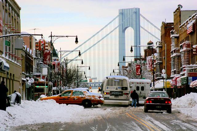 Bay Ridge Brooklyn Jan 2011 Snowstorm - 023