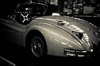 Jaguar XK 140 1955