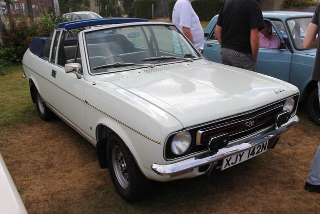 1974 Morris Marina 1.8 TC Coupe Mumford Convertible
