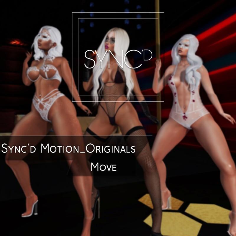 Sync'd Motion: Move