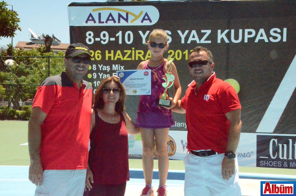8-9-10 Yaş Yaz Kupası Tenis Turnuvası sonuçlandı4