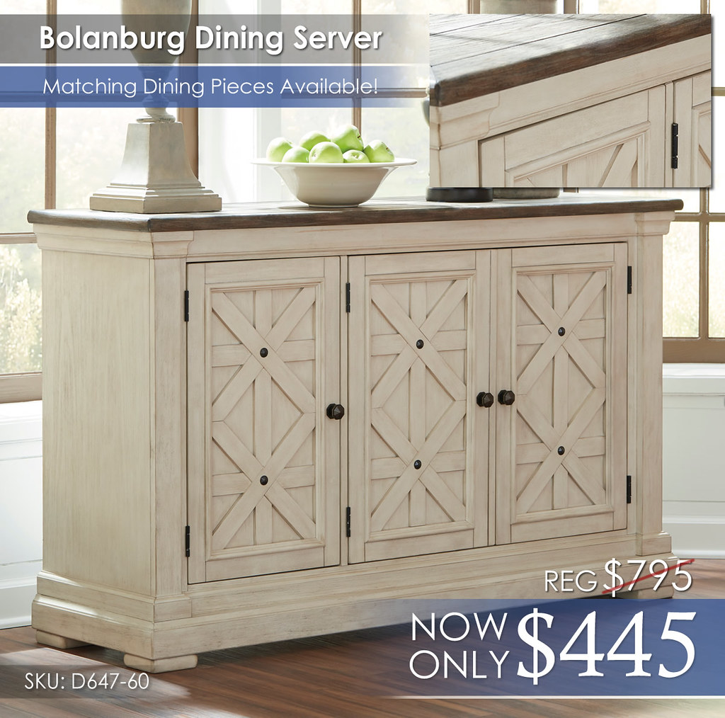Bolanburg Dining Server wNoClick