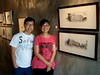 Tiong Bahru Sketches Exhibition, Singapore by PaulArtSG