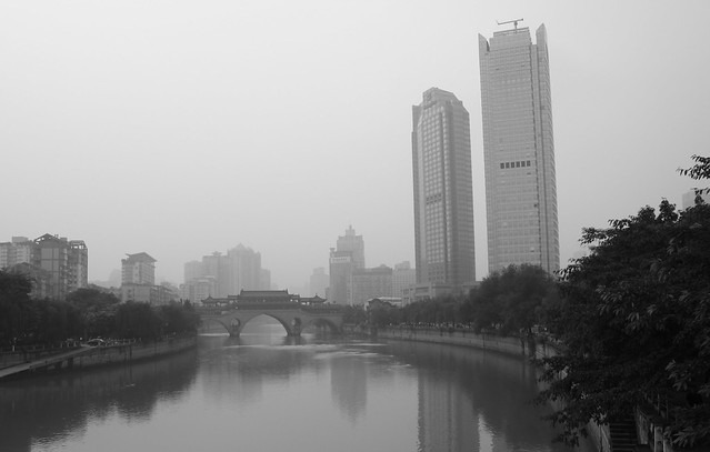 A Bridge in Chengdu