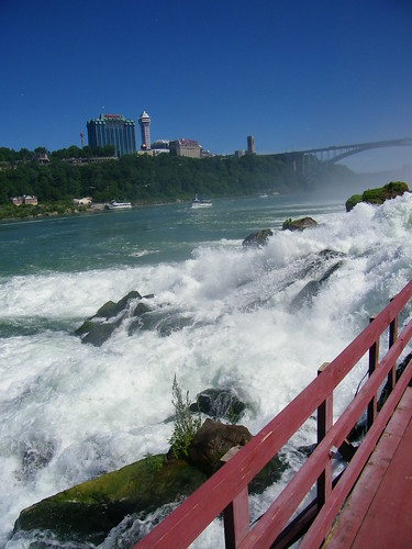 Visit to Cave of the Winds (Niagara Falls State Park, New York)