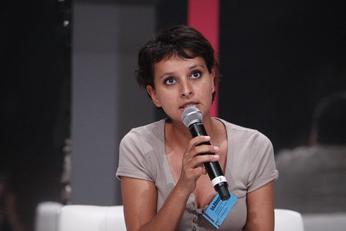 Convention nationale rénovation- Najat Vallaud-Belkacem