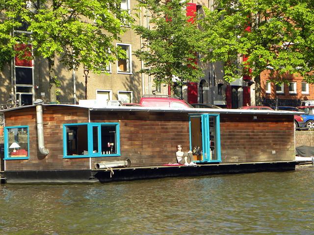 Amsterdam case galleggianti house boat for Case galleggianti amsterdam