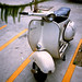 Vespa 64 by CalFungiation