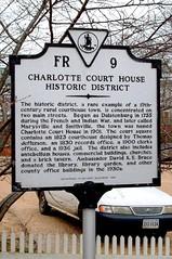 Charlotte Court House--Historical