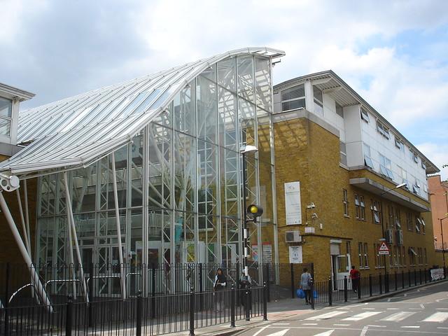 Whitechapel Sports Centre Persian Restaurant