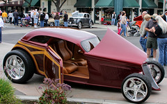 1933 Ford - custom rod - 8