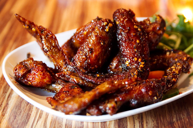 Ike's Vietnamese Fish Sauce Wings | Pok Pok 12.00 Fresh na… | Flickr ...