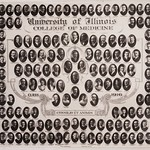 1916 graduating class, University of Illinois College of Medicine