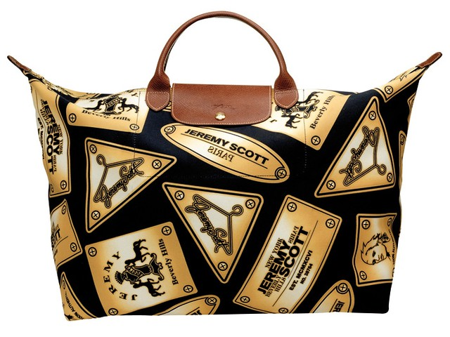 Jeremy Scott x Longchamp