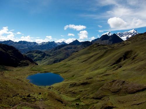 Day 3 Alpine Lake