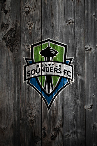 Seattle sounders wood iphone 4 background a photo on for Seattle sounders tattoo