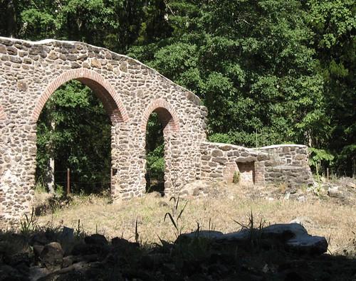 Estellville Ruins by ammodramus88