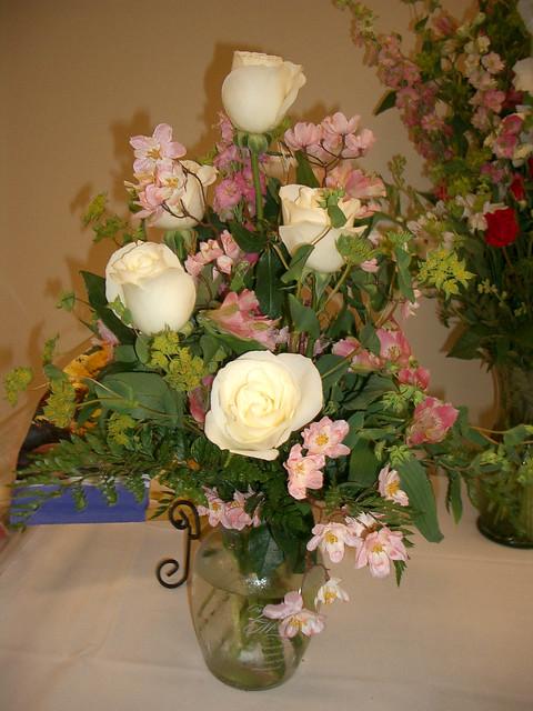 Memory Vase Arrangement Flickr Photo Sharing
