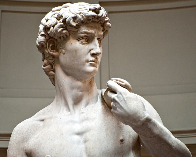 michelangelo s david flickr photo