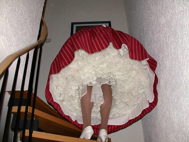 Men Wearing Petticoats