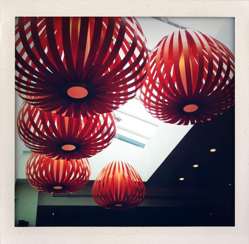 Funky Lamp Shades